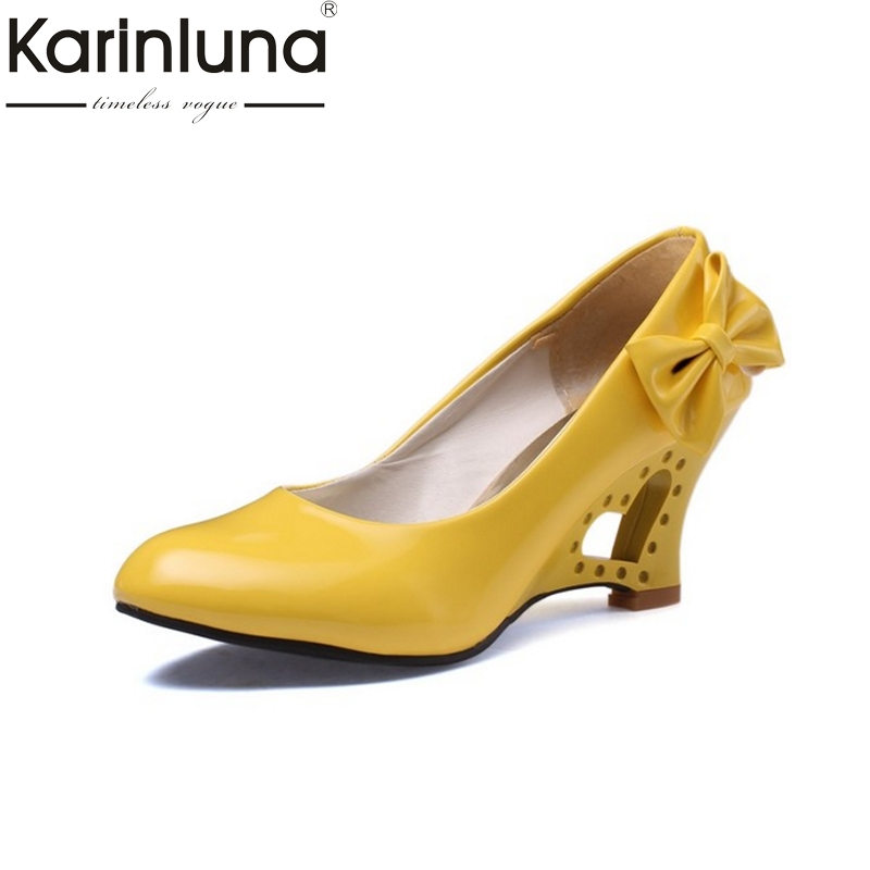 2017 Ladies Stiletto Big Size 34-43 Womens High Heels Shoes Strange Heart Heels Woman Pumps Bowtie Office Wedding Bridal Shoes new woman pumps high heels platform ladies high heel womens pumps thin heels sexy office shoes for women big size 34 43