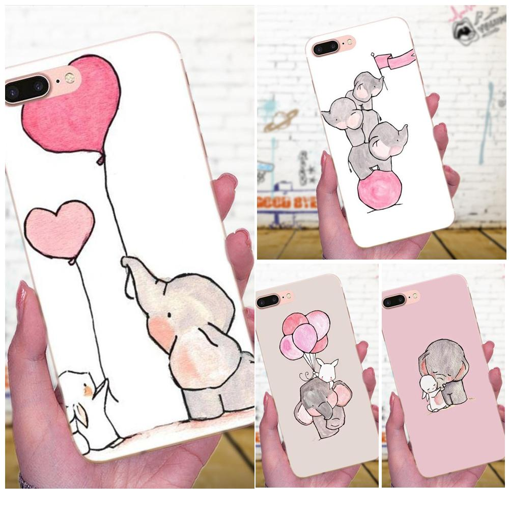 Cell-Phone-Case Mi4c Xiaomi Elephant Little Cute Mi5 For Note 3 4-mi3/Mi4/Mi4c/.. 5S