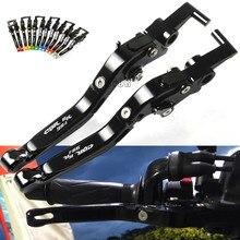 цена на For Honda CBR 954 RR CBR 954RR CBR954 RR CBR954RR 2002 2003 Motorcycle Adjustable Folding Brake Clutch Levers Accessories CNC