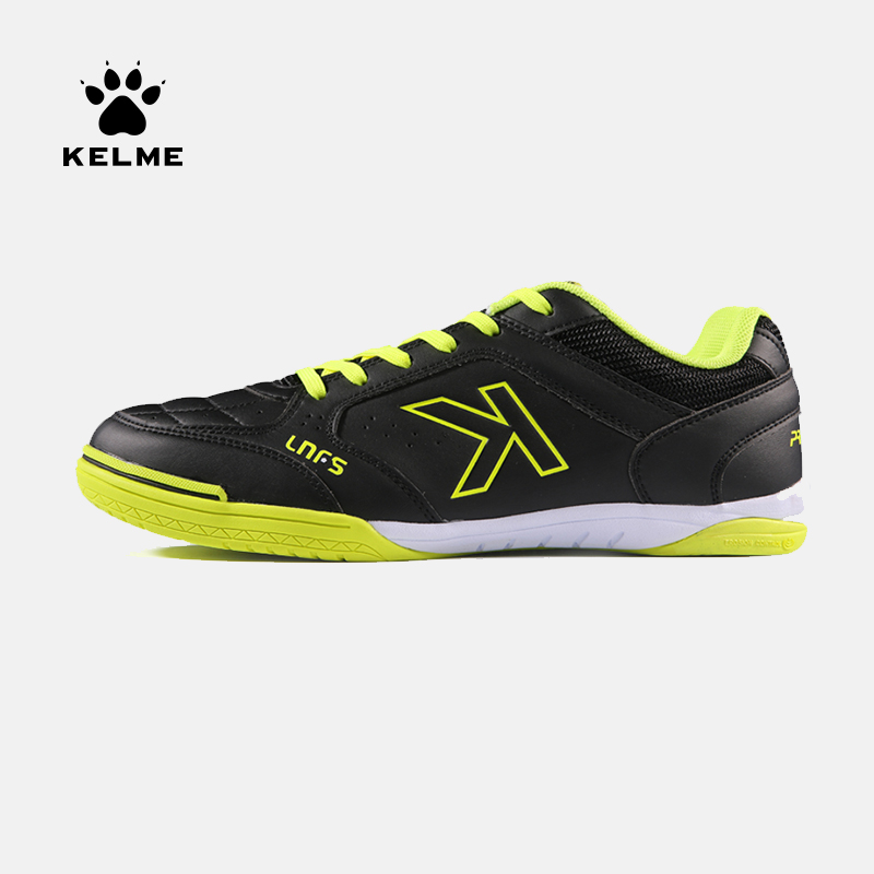 KELME Futzalki Indoor Soccer For Male Superfly Breathable Mens Football Boots chaussure 68831128