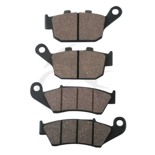 New Front Rear Brake Pads For <font><b>Honda</b></font> NX <font><b>650</b></font> DOMINATOR <font><b>XL</b></font> 600 <font><b>650</b></font> V <font><b>TRANSALP</b></font> 2000- image