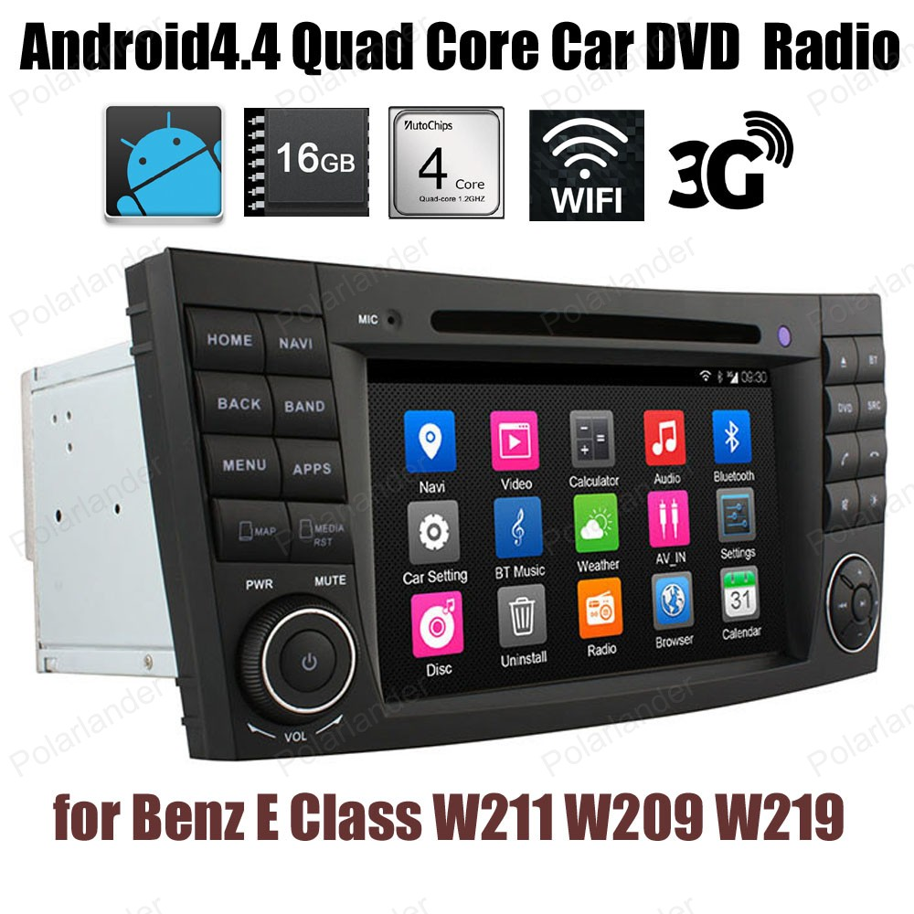 Android4 4 7 inch Car DVD Support DTV GPS BT 3G WiFi DAB font b TPMS