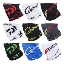 2018 NEW SHIMANO Fishing Scarf DAIWA Sunscreen Headgear outdoor summer season Breathable Chilly sensation Anti-UV SHIMANOS Free delivery
