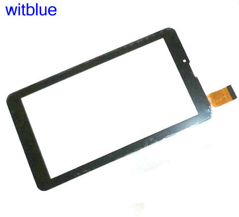Tempered Glass Protector / New Touch screen Panel Digitizer For 7 TEXET X-pad HIT 7 3G TM-7866 Tablet Glass Sensor Replacement new 7 inch for texet tm 7058 x pad style 7 1 3g touch screen touch panel digitizer glass sensor replacement