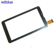 """Protector De Vidrio templado/Nuevo Panel de pantalla Táctil Digitalizador Para 7 """"TEXET x-pad HIT 7 3G TM-7866 Tablet Reemplazo Del Sensor de Cristal"""