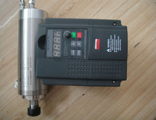 CNC шпинделя комплект ER20 2.2KW водяного охлаждения шпинделя + 1 шт. 2.2KW инвертор