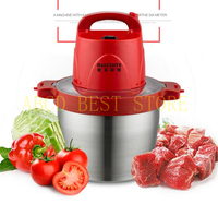 2019 commercial Meat grinder household electric multi purpose stir fry pepper chopped garlic garlic ginger onion mincer