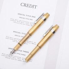 Продажа Alfa все меди ручной работы Ручка карман ручка EF 0.38 мм Открытый хардкор классическая