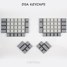 ergodox pbt keycaps white dsa pbt blank keycaps for ergodox mechanical gaming keyboard dsa profile
