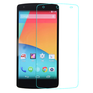 Image 2 - 2.5D Ultrathin Premium กระจกนิรภัยฟิล์มสำหรับ LG Google Nexus 5 Nexus5 D820 D821 EM01L หน้าจอป้องกันฟิล์ม