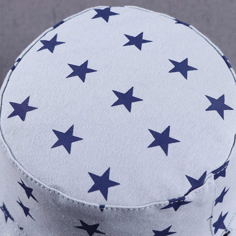 ใหม่สองด้าน fisherman หมวกผู้หญิงเด็กยิ้ม tether หมวกเด็กหมวกการค้าต่างประเทศหมวก