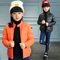 Simple Style Winter Coats for Teenage Girls Cotton-Padded Warm Children's Winter Jackets 3-13 Years Kids Girl Outerwear & Coat