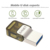 Usb flash drive 3.0 eaget v60 pasar h2test otg inteligente teléfono Tablet PC de 16 GB usb 3.0 pen drive de Almacenamiento Externo pendrive