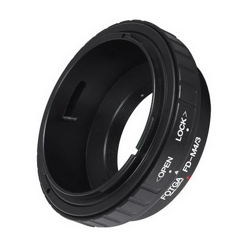 Bague D'adaptation Objectif fotga pour Canon FD lens pour Olympus Panasonic Micro 4/3 Adaptateur EP-1 EP-2 G1 GF1 GH1