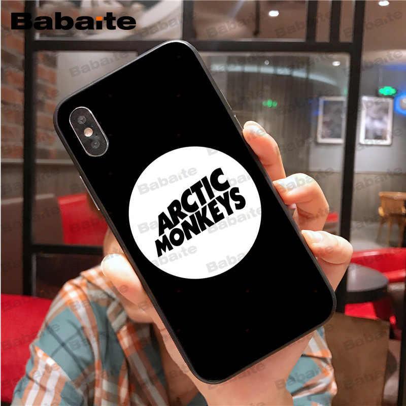 Für iphone 11pro ARCTIC MONKEYS Rock und roll Band Tun ICH Wissen Wollen, Telefon Abdeckung fall für iphone X XS MAX 6 6S 7plus 8Plus 5S XR