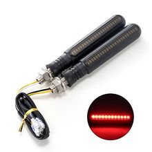 2PCS Motorcycle Turn Signals LED Flowing Water Flashing Lights Stop Signals Tail Flasher/Running Blinker DRL diane barnes mixed signals