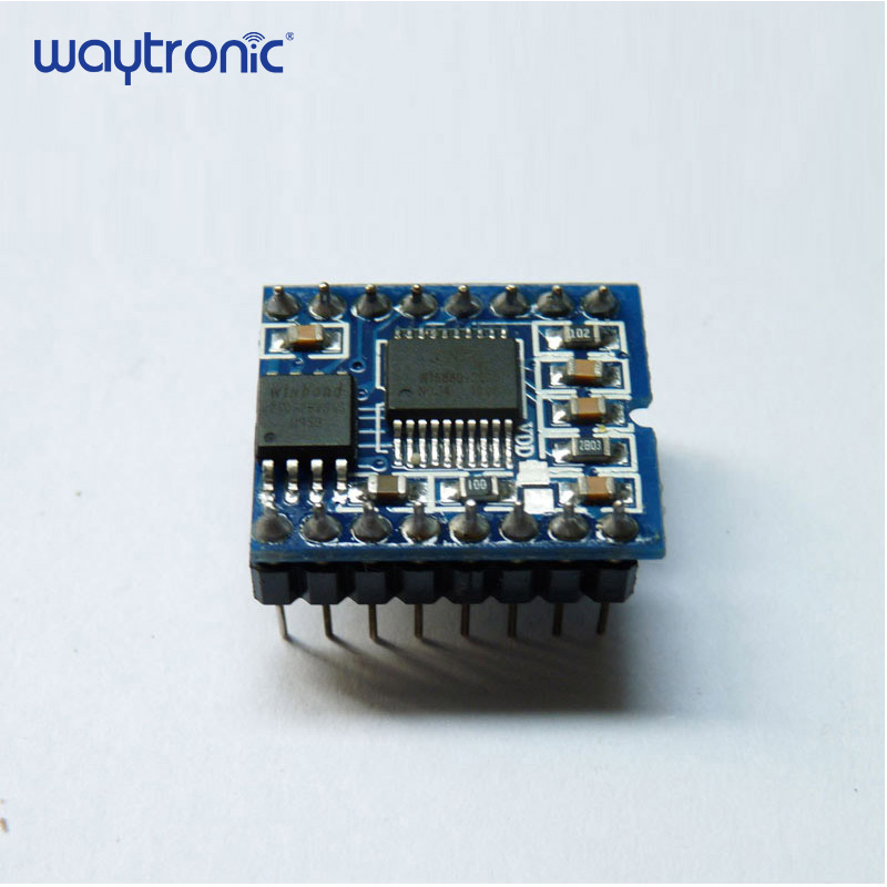 Wt588d wav audio programmable sound circuit module with embedded.