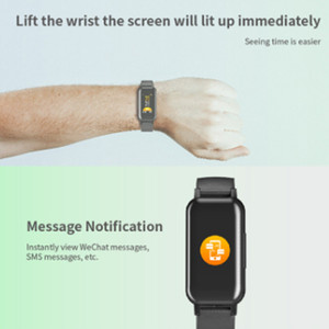 Image 5 - T89 smart band met dual oortelefoon sport fitness armband Bluetooth oortelefoon hartslag bloed pressur waterdicht Smart horloge