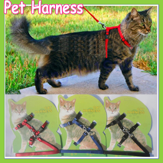 Wholesale 5pcs/lot Cat Dog Pet Safety Seatbelt Car Vehicle Seat Belt Adjustable Harness Lead Dropship