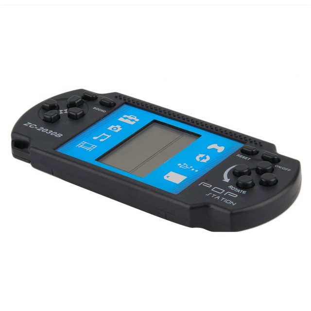 Hot Sale  Kids Children Classical Game Players Portable Handheld Video Tetris Game Console For PSP Gaming