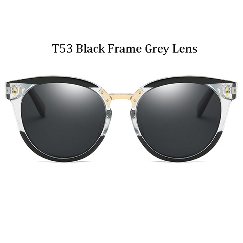 T53 Black Frame Grey