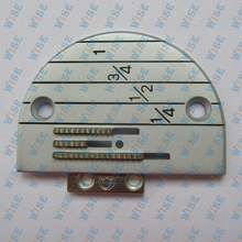 NEEDLE PLATE 150492-0-01 & FEEDER 147493-0-01 – BROTHER DB2-B797 CONSEW 205RB