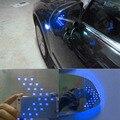 2017 Seta Do Carro Luzes LED para Espelho Lateral Turn Signal Seta indicador 14 LED 3528SMD Retrovisor Do Carro Espelho Lateral Turn Signal Luz