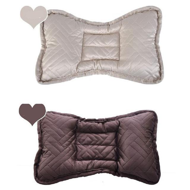 Travesseiros de bebê Recém-nascido de Algodão Macio Acessórios Acessório Carrinho De Bebê saco de Dormir Carrinho De Bebê Almofadas Travesseiros presente de natal