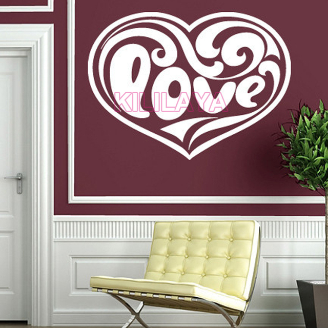 Vinyl Sticker Wall Decal For Bedroom Living Room