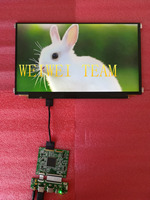15.6 inch eDP LED display 3K IPS screen with 2HDMI + DP + Audio controller board driver board for 3D printer project