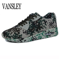 New Camouflage Unisex Shoes Slipony Sneakers Mens Designer Fight Shoes Height Increase Male Comfort Footwear Plus