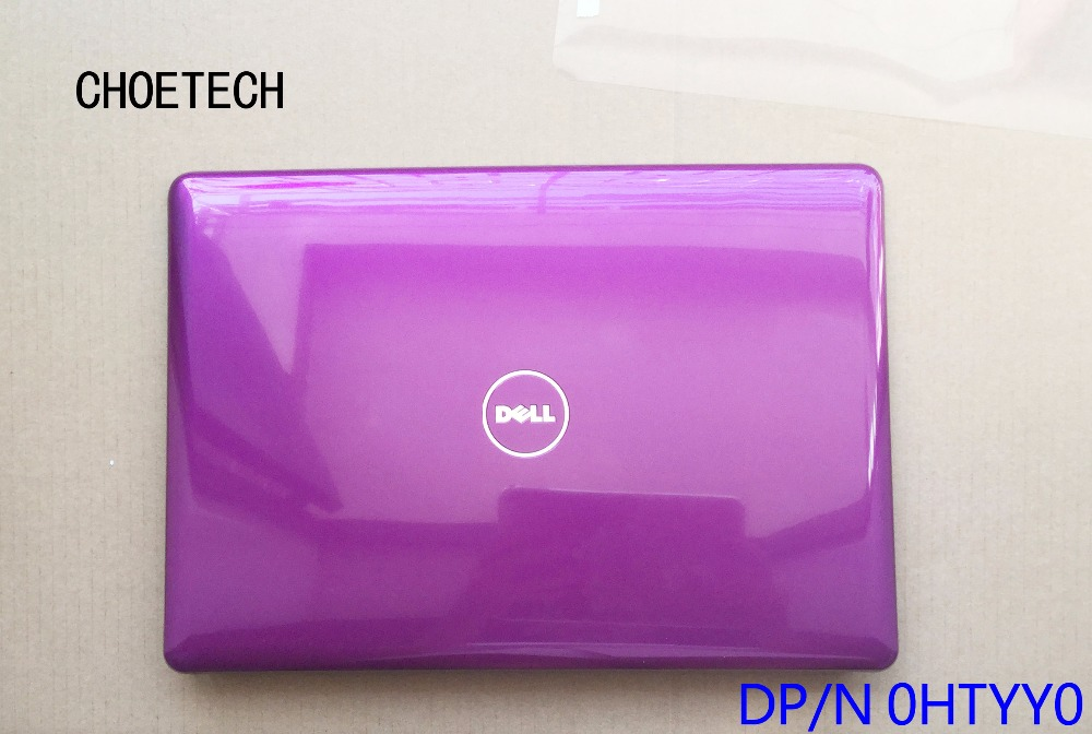 Free Shipping for Dell Inspiron 1440 Laptop 14 Purple LCD Back Cover Top Lid 0HTYY0 HTYY0 Shell цена