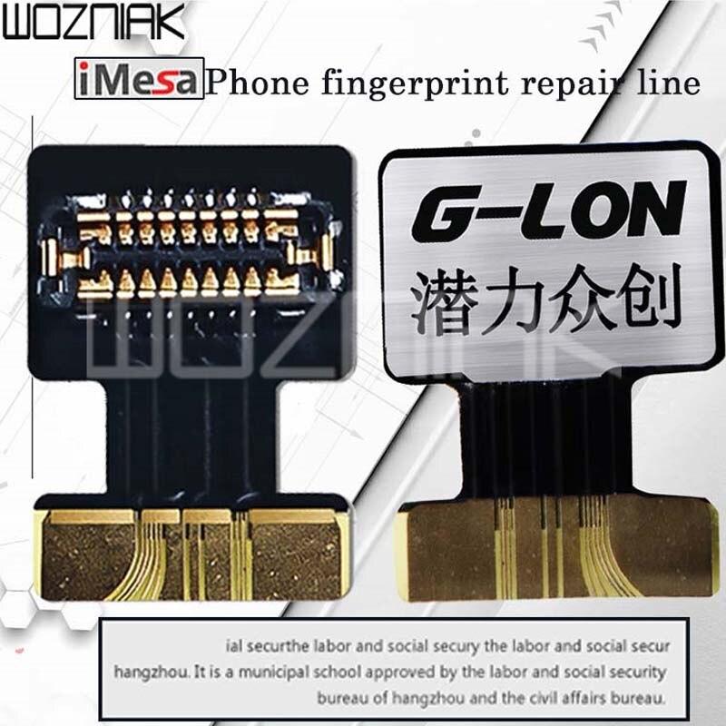 IMesa di impronte digitali cellulare linea di riparazione per iphone 7/7 P/8/8 P Semplice manutenzione di impronte digitali chiaveIMesa di impronte digitali cellulare linea di riparazione per iphone 7/7 P/8/8 P Semplice manutenzione di impronte digitali chiave
