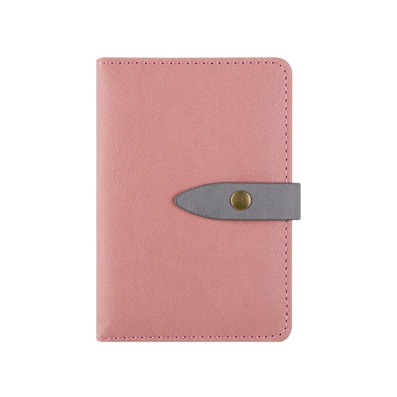 Pocket Notebook a7 Planificator Filofax Cute Mini Traveller Diary - Blocnotesuri și registre - Fotografie 5