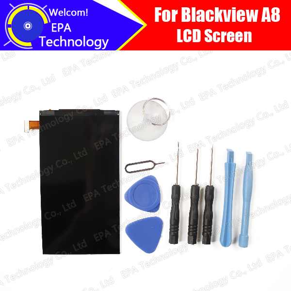 Blackview A8 LCD Screen Display Original New Tested Top Quality Replacement LCD Display For A8 Free Shipping