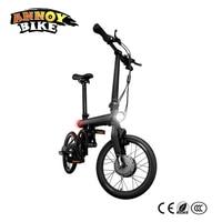 App Control 36v 5800mAh Li Power 16 Foldable Qicycle Smart Sport Electric Bicycle Portable Pedelec Ebike