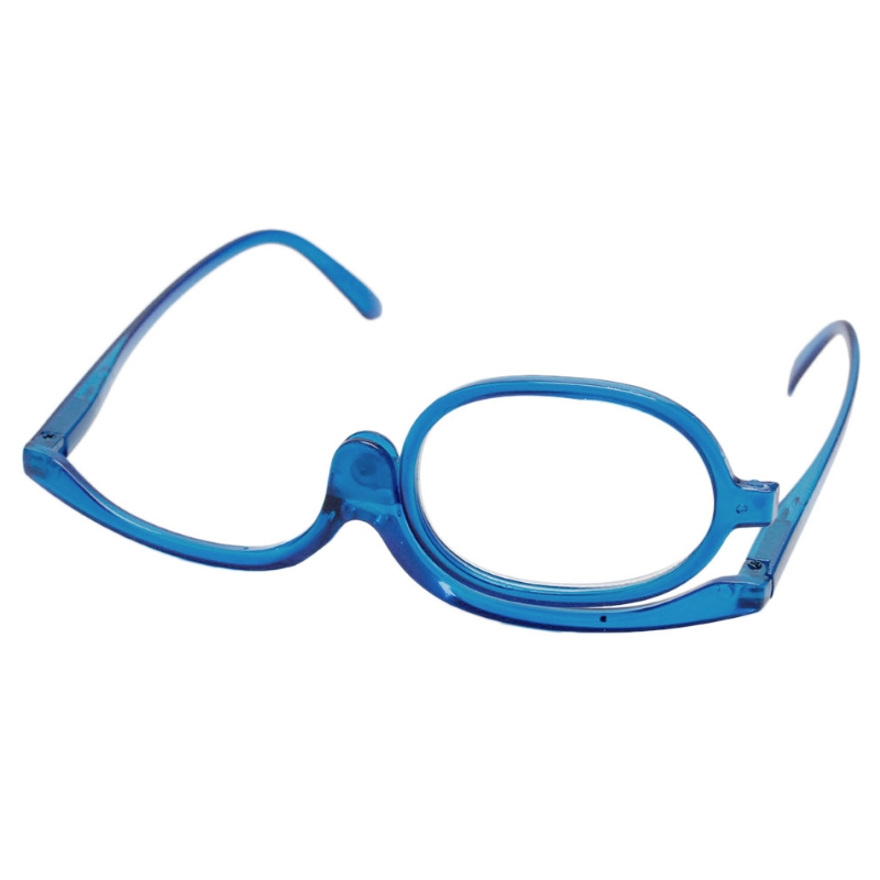 1.0~+4.0 W715 Men's Glasses Magnifying Glasses Makeup Cosmetic Reading Glass Folding Eyeglasses