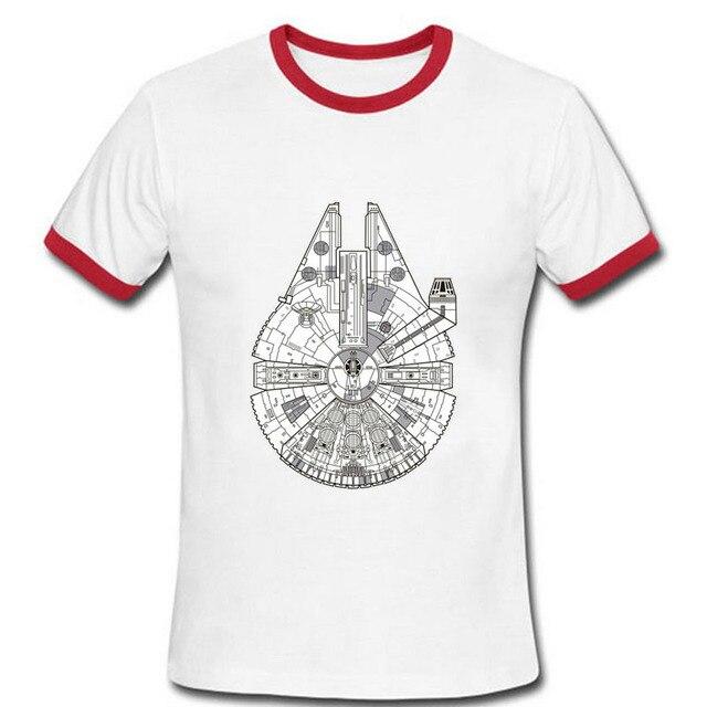 Millennium Falcon Men's T Shirt