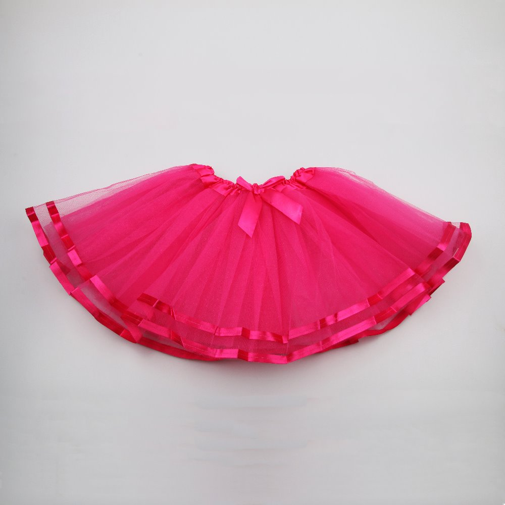 Sweet Girls Tutu Skirts Baby Girls Fluffy Pettiskirts Skirt Princess Girl Ball Gown skirt Dance Wear Party Clothes toddler baby girl party pageant pu leather pencil skirt zipper biker skirt kid girls skirts clothes