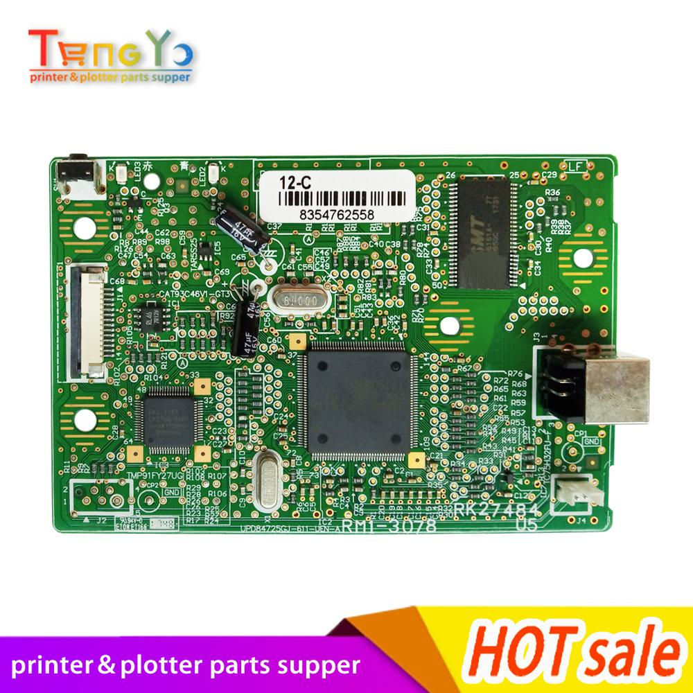 Original New RM1 3126 RM1 3078 Formatter Board main logic board PCA ASSY mother board for