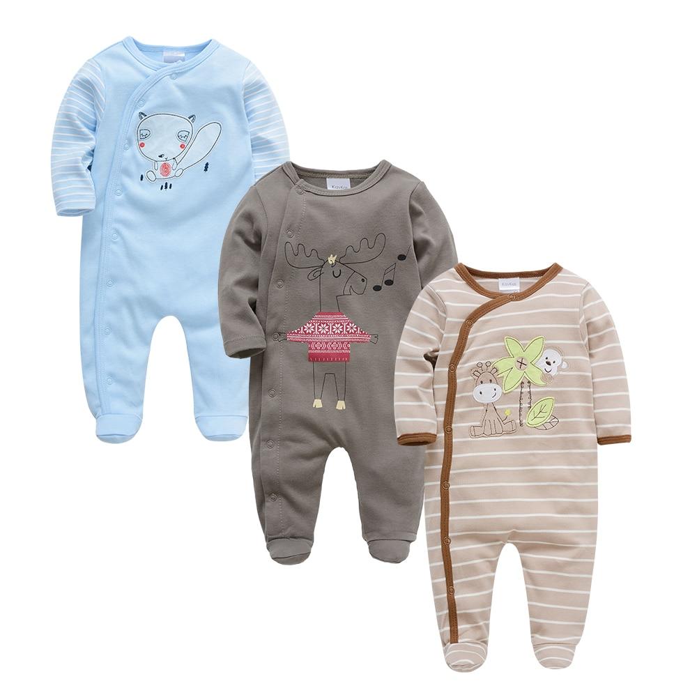 e636584fbd29 Aliexpress.com   Buy Fashion Baby Christmas Clothes Newborn Long ...