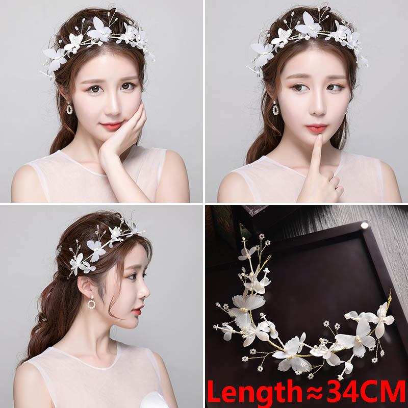 Aliexpress.com : Buy Romantic Wedding Hair Accessories For