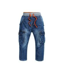 Дешевые новые твердые джинсы брюки мальчик одежда летние леггинсы дети миньонов мальчики брюки 2-7лет мягкий стиральная хлопчатобумажной ткани(China (Mainland))