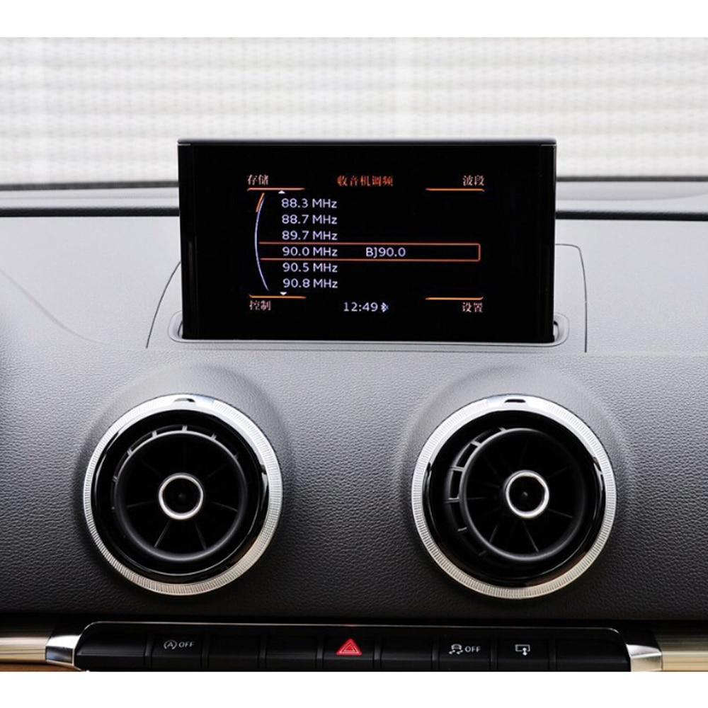 В том числе резервного копирования Камера! Автомобиль видео Интерфейс с IPAS Smart парковка рекомендации для Audi A3 8 В