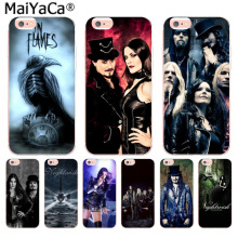 MaiYaCa Nightwish Luxury TPU Rubber Phone Case cover for Apple iPhone 8 7 6 6S P