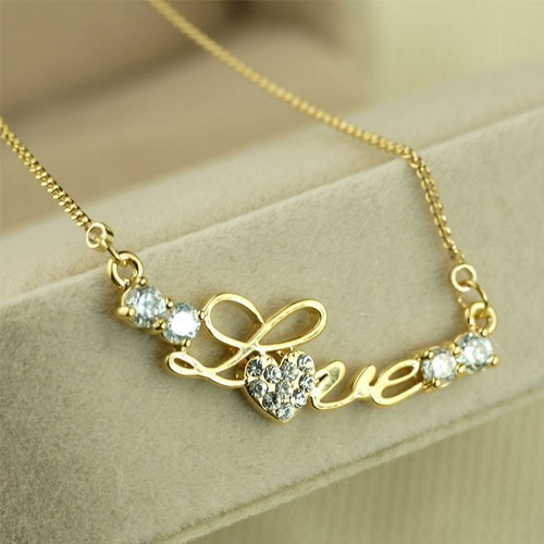 best jewelry dropshippers 2013 new fashion style gold plated quality 7544