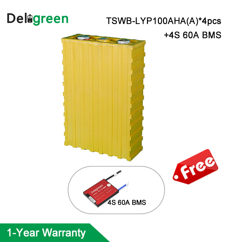 12V Winston LiFeYPO4 Battery pack 100AHA A lithium ion battery for electric Vehicle solar UPS energy