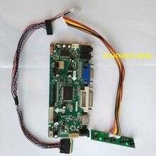 Kit For LP156WHB(TL)(D1) Panel Screen DIY 2019 Driver 1366X768 15.6″ Controller board LVDS 40pin VGA HDMI LCD LED DVI Audio