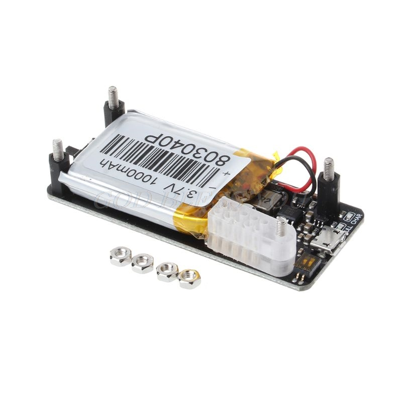 Image 3 - Raspberry Pi Zero UPS Power Board Detection Device With Integrated Serial Board-in Replacement Parts & Accessories from Consumer Electronics