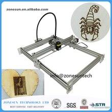 New Listing 2500mw Large Area Mini DIY Laser Engraving Engraver Machine Laser Printer Marking Machine